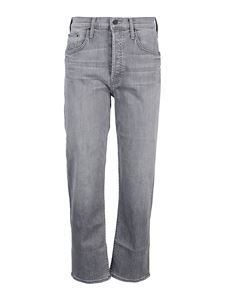 Mother - The Tomcut Ankle jeans