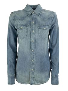 Ralph Lauren - Faded denim shirt