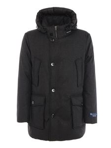 Woolrich - Luxe Arctic Parka padded coat