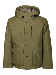 Woolrich - Mountain padded parka