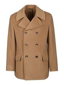 Etro - Wool and cashmere peacoat