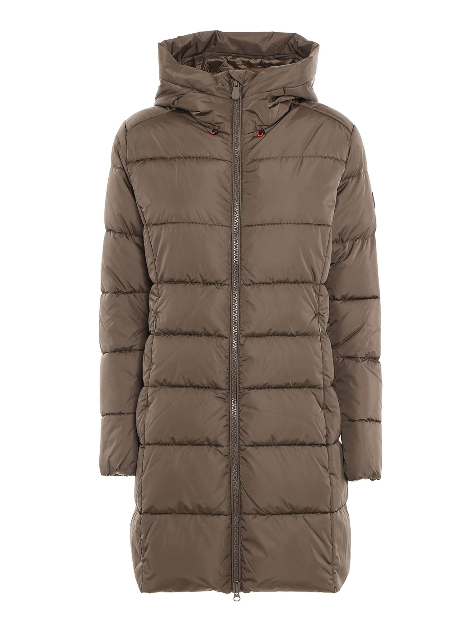 Save The Duck NYLON HOODED PADDED COAT
