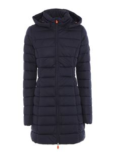 Save the duck - Ultra light hooded padded coat