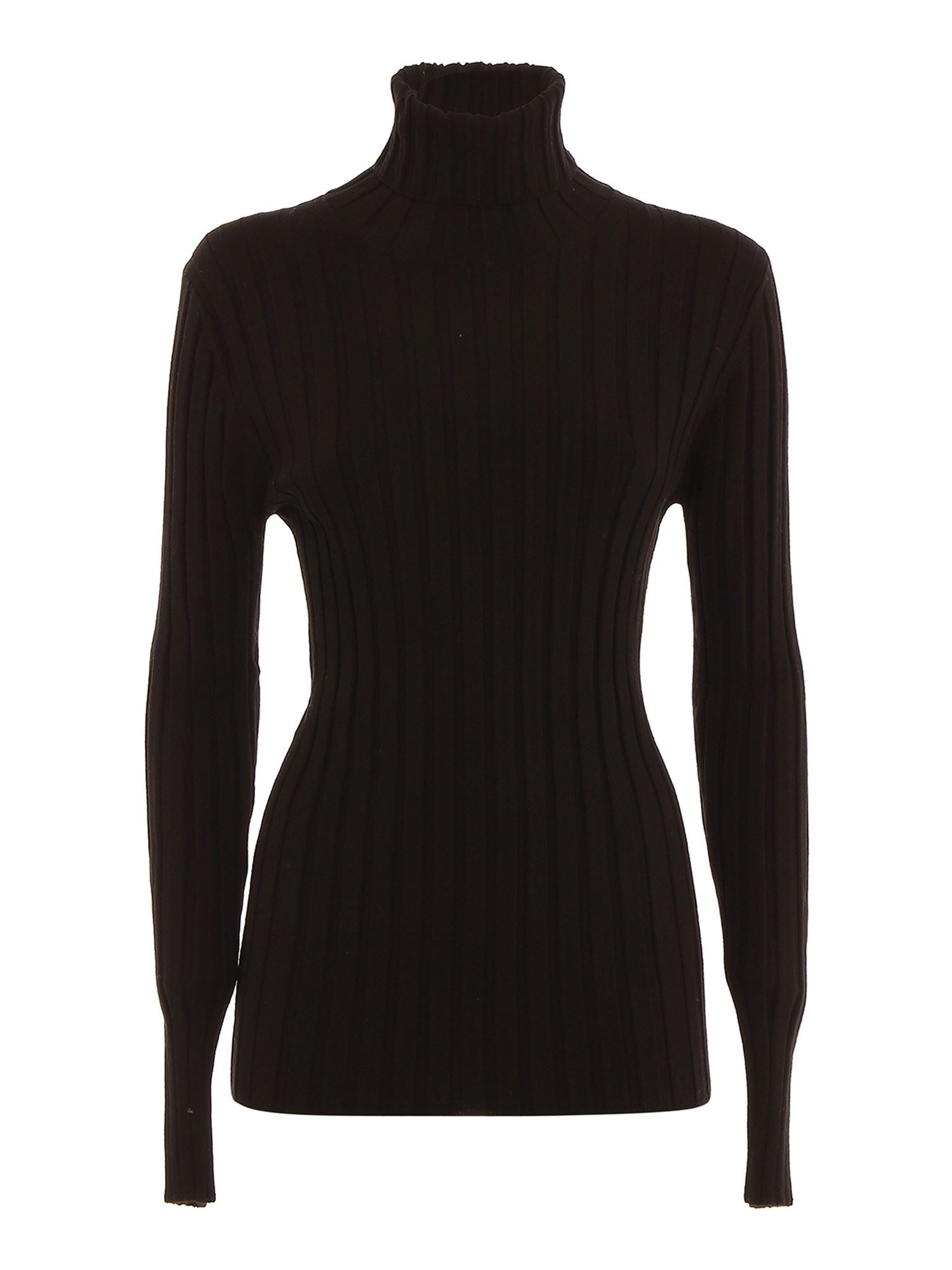 Aspesi MERINO WOOL TURTLENECK JUMPER