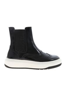 Paul Smith - Lambeth ankle boots in black