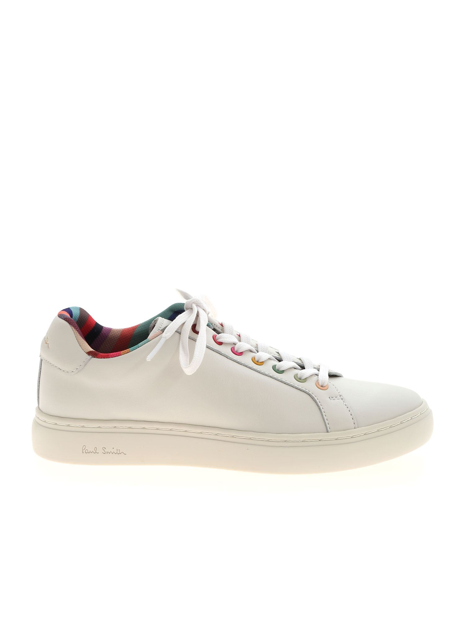 Paul Smith LAPIN SNEAKERS IN WHITE
