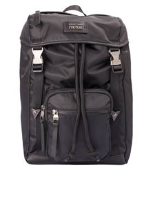 Versace Jeans Couture - Technical fabric backpack