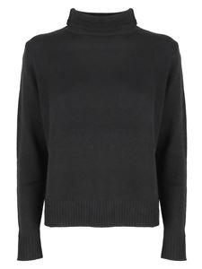 Aspesi - Relaxed fit pullover in black