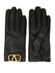 Valentino Garavani - Soft leather gloves