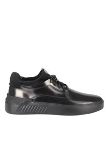 Tod's - Sneakers in pelle e mesh