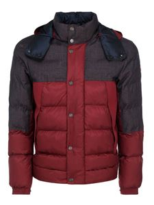 Z Zegna - Two-material puffer jacket