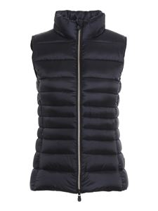 Save the duck - Quilted nylon padded vest