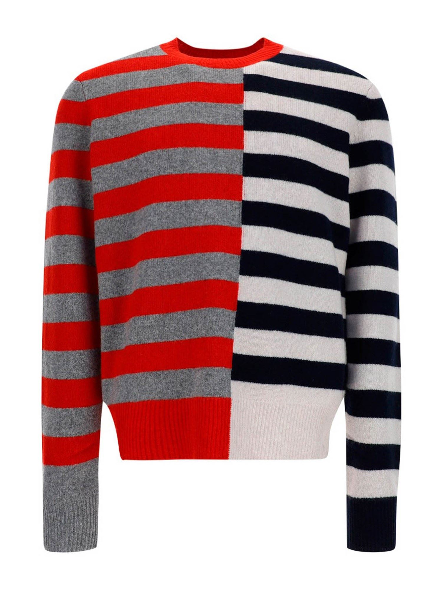 Helmut Lang Wools STRIPED SWEATER