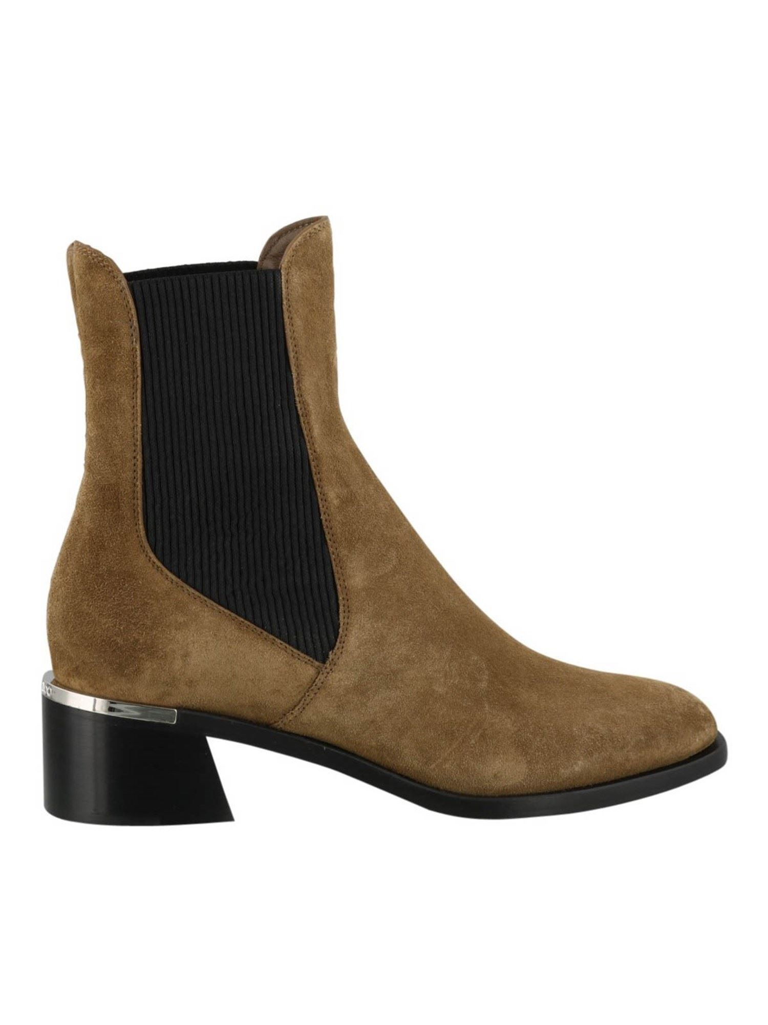 Jimmy Choo Suedes ROURKE 45 ANKLE BOOTS