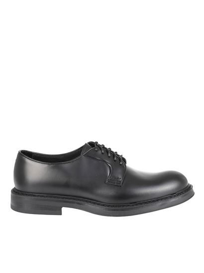 leather lace-ups - 1385BRUGESN00