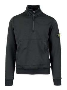 Stone Island - High collar sweatshirt