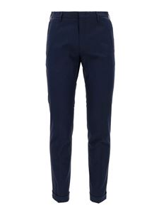 Paul Smith - Cotton chino trousers