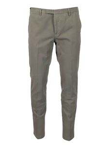 PT Torino - Stretch cotton pants