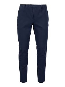 PT Torino - Stretch cotton trousers