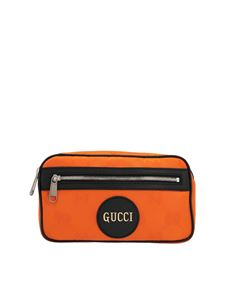 Gucci - Gucci Off The Grid belt bag in orange