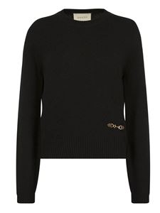 Gucci - Cashmere pullover in black