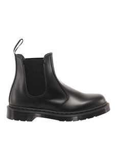 Dr. Martens - 2976 Mono leather ankle boots