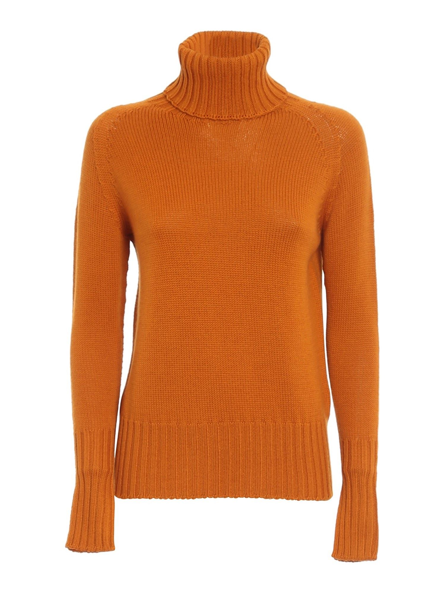 Drumohr MERINO WOOL TURTLENECK JUMPER