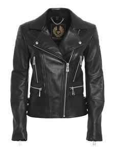 Belstaff - Devyn leather jacket