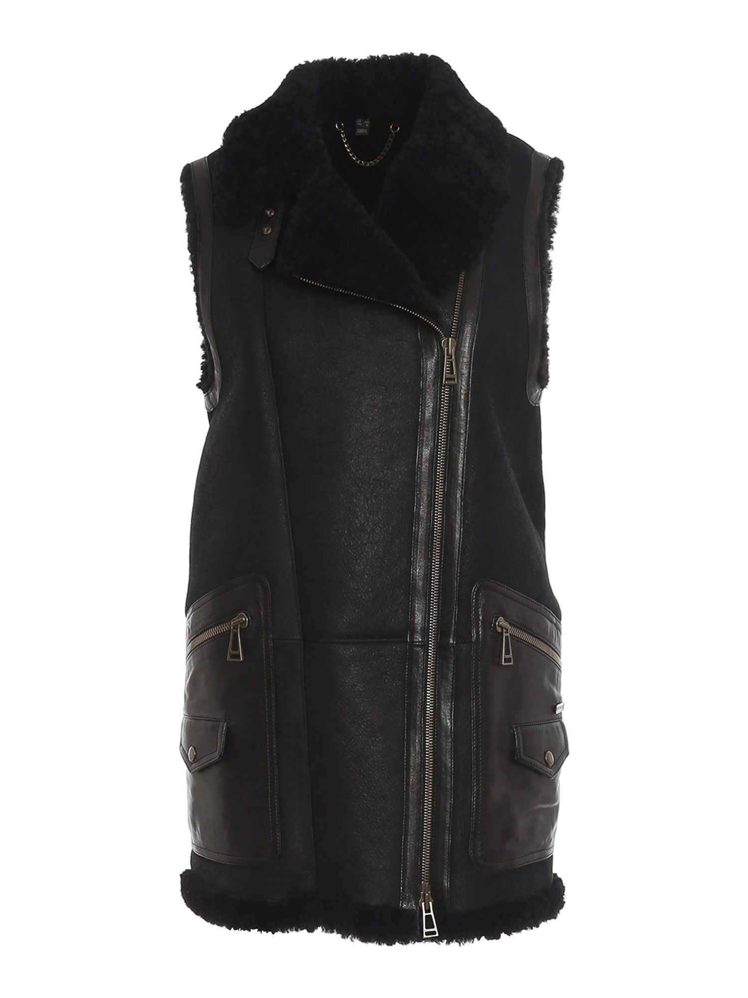 Belstaff PIPER SLEEVELESS COAT