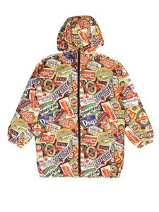 Dsquared2 - Hooded jacket in multicolor