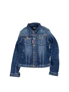Dsquared2 - Denim jacket in blue