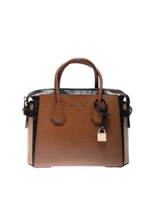 Michael Kors - Mercer handbag in brown