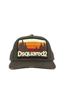 Dsquared2 - Dsquared2 hat in army green