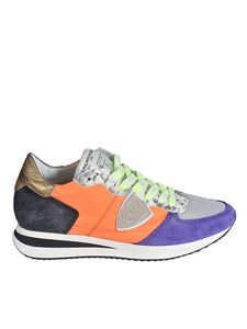 Philippe Model - Sneaker Tropez Vintage multicolor