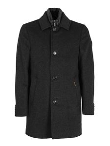 Moorer - Wool and cashmere coat