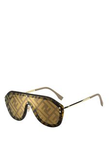 Fendi - Aviator sunglasses