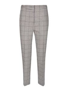 Vivetta - Houndstooth trousers