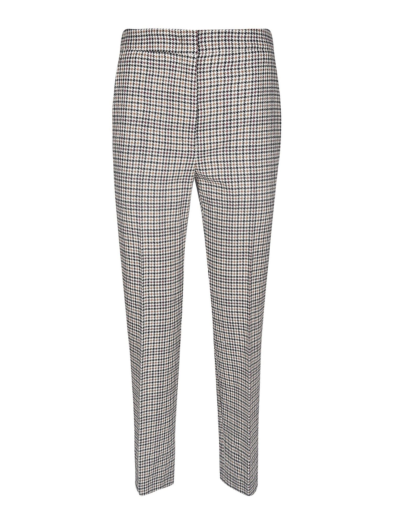 Vivetta HOUNDSTOOTH TROUSERS