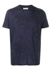Etro - T-shirt con stampa Paisley