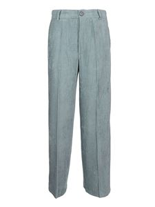 Forte Forte - Corduroy cropped pants