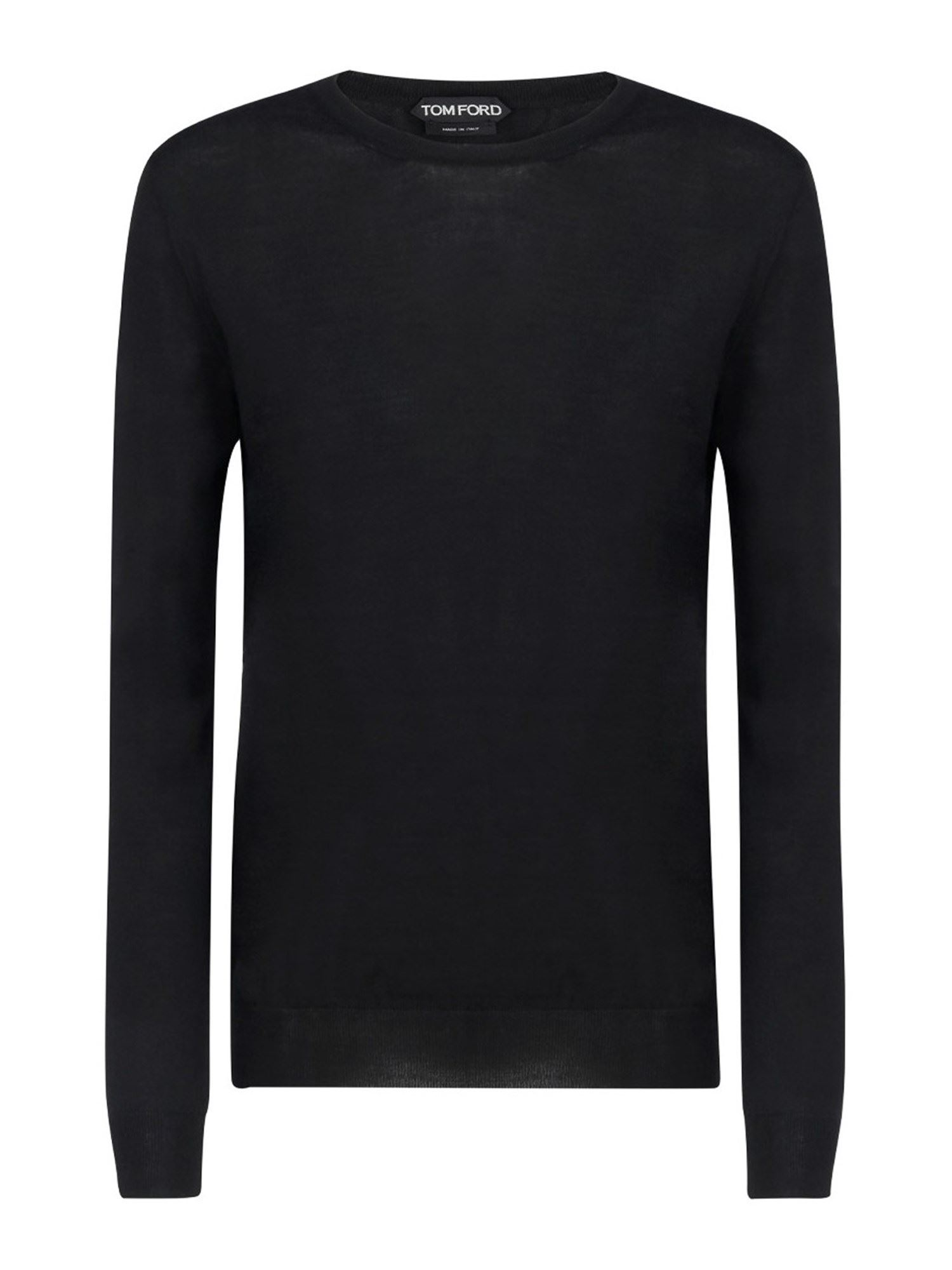 Tom Ford BLACK CASHMERE SWEATER