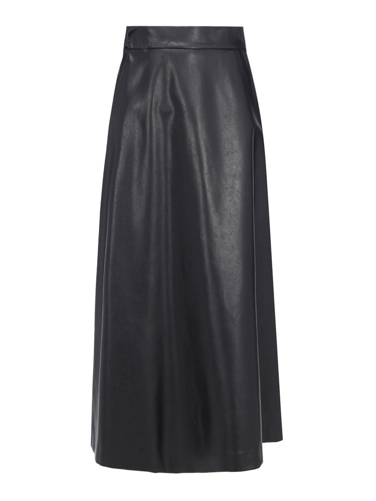 Ermanno Scervino FAUX LEATHER SKIRT