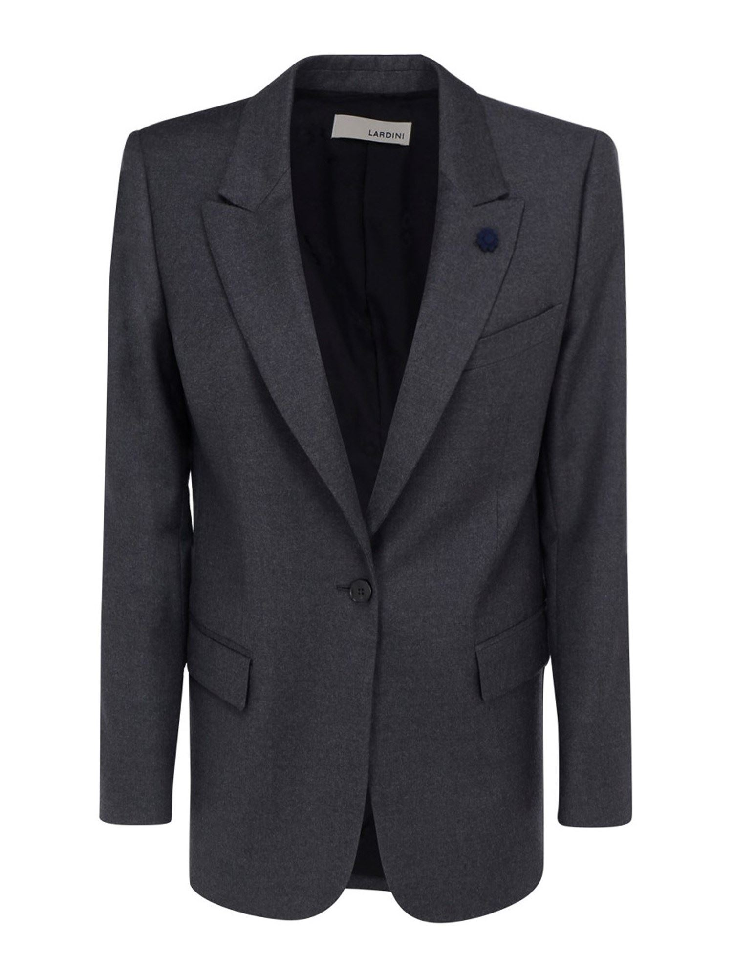 Lardini STRETCH WOOL BLAZER
