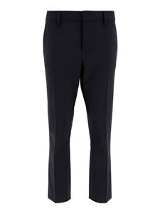 Dsquared2 - Stretch wool trousers