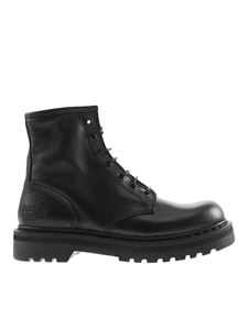 Premiata - Leather ankle boots