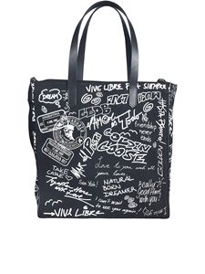 Golden Goose - California North-South tote