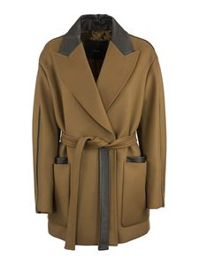 Max Mara - Mina wool and cashmere jacket