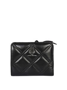 Marc Jacobs  - The Softshot mini wallet