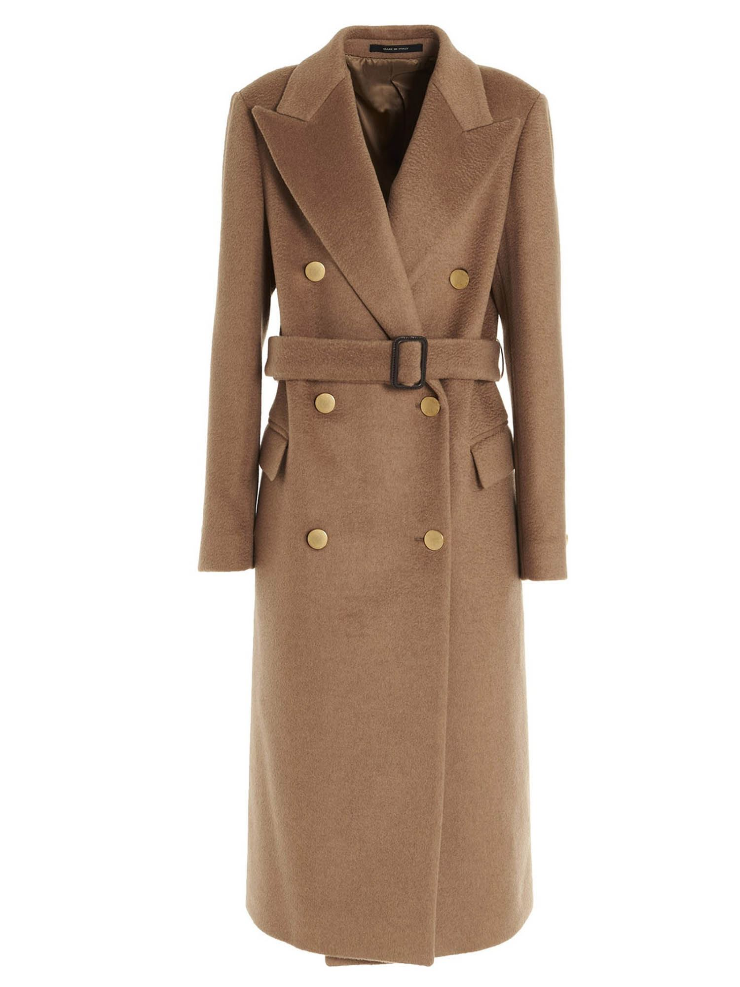 Tagliatore JOLE C COAT IN CAMEL COLOR