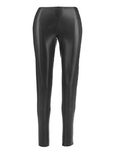 Saint Laurent - Slim fit pants in black